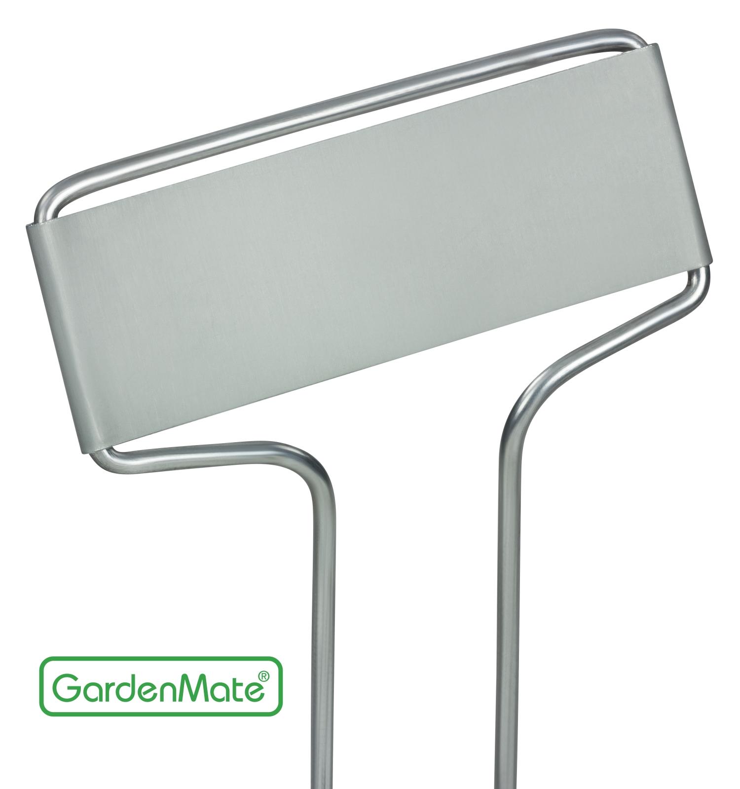 Ihr gardenmate hersteller shop pflanzenschilder for Gartenstecker metall