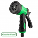 GardenMate® Spray Gun UNIVERSAL 8 spray pattern